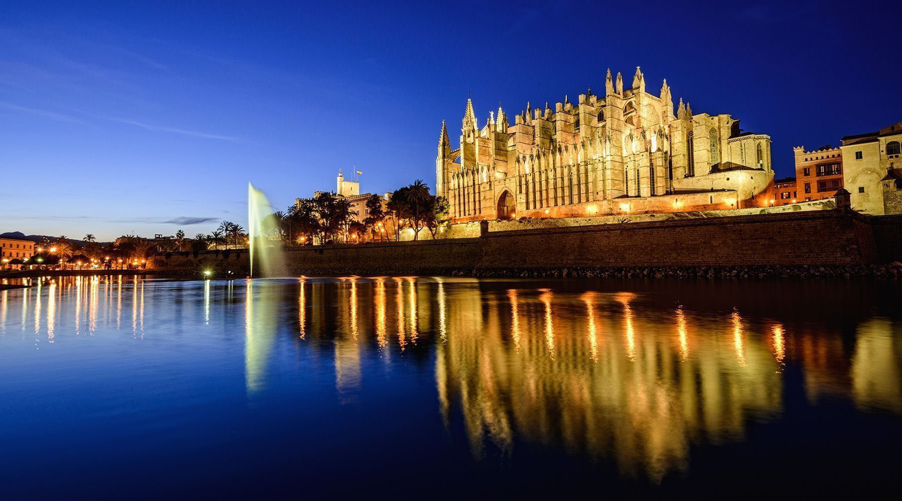 Palma de Mallorca, Spain Luxury Cruises