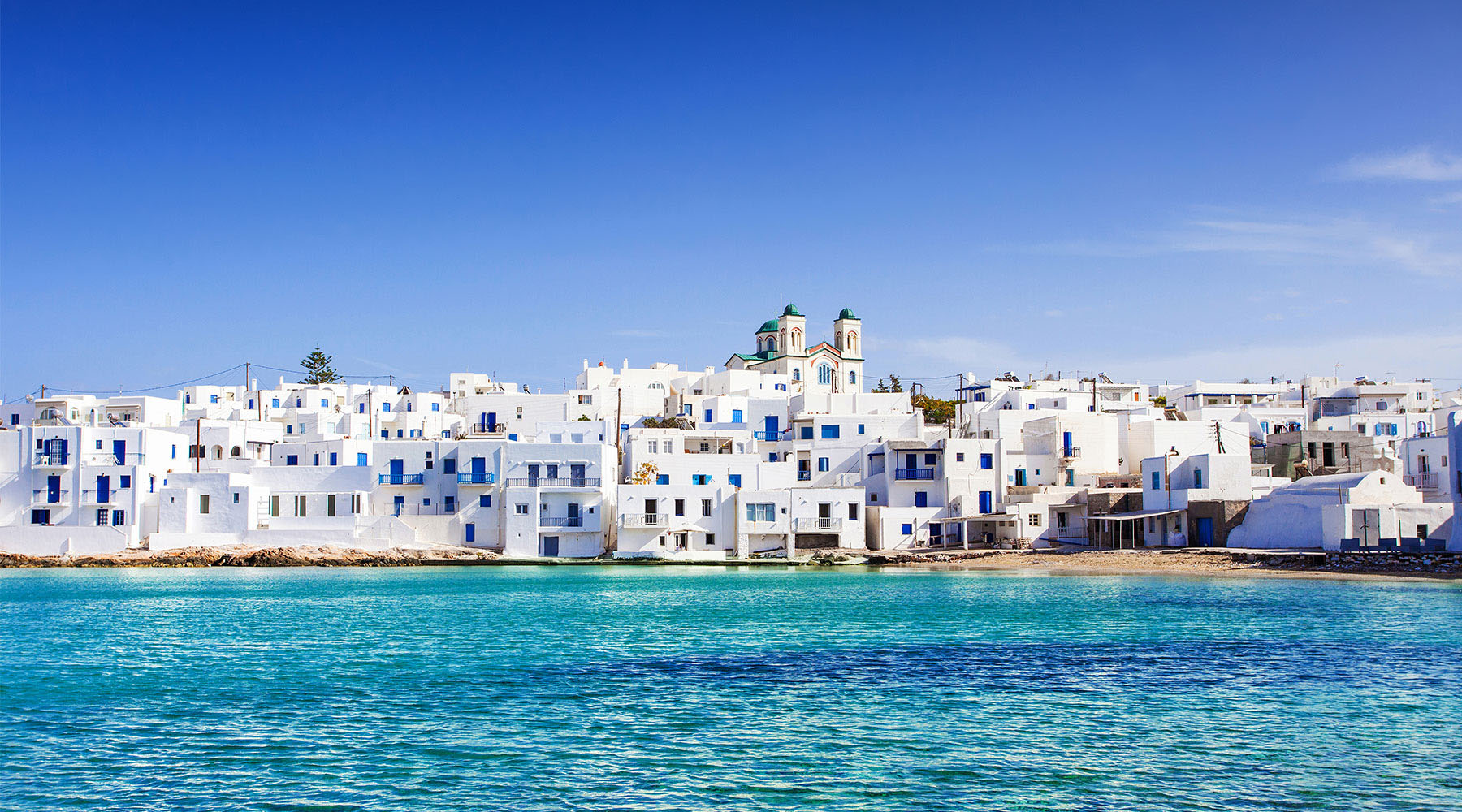 Paros, Greece Luxury Voyages