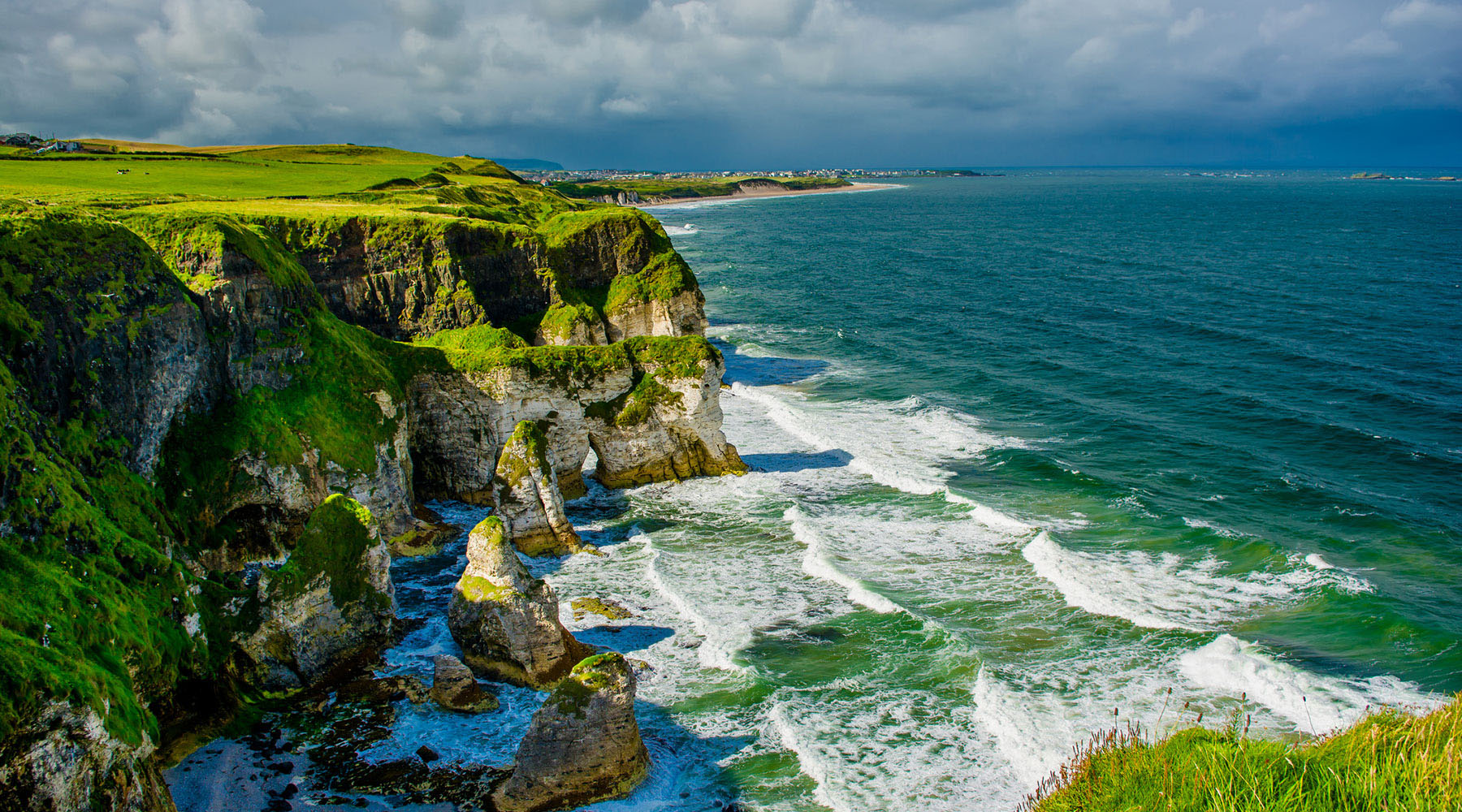 Portrush Northern Ireland Azamara Club Cruises
