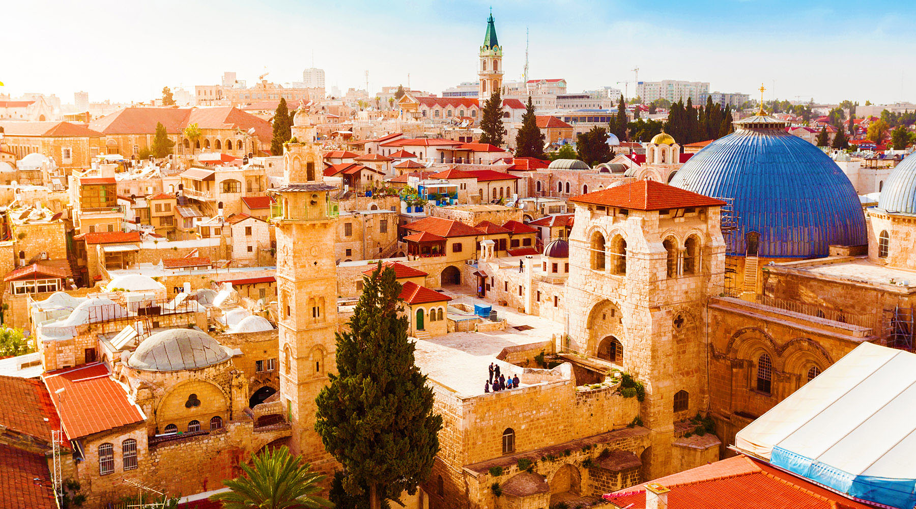 9-Night Israel Intensive Voyage