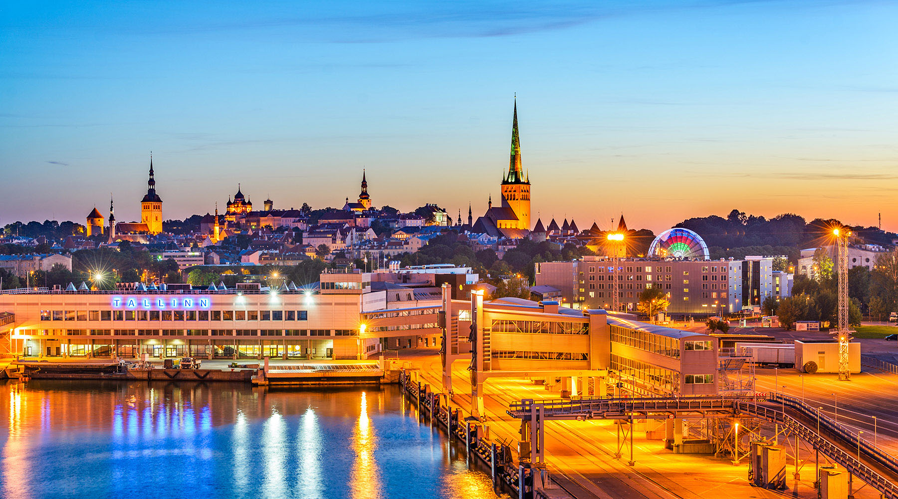 29-Night Grand Voyage: Midnight Sun And Baltic Beauty