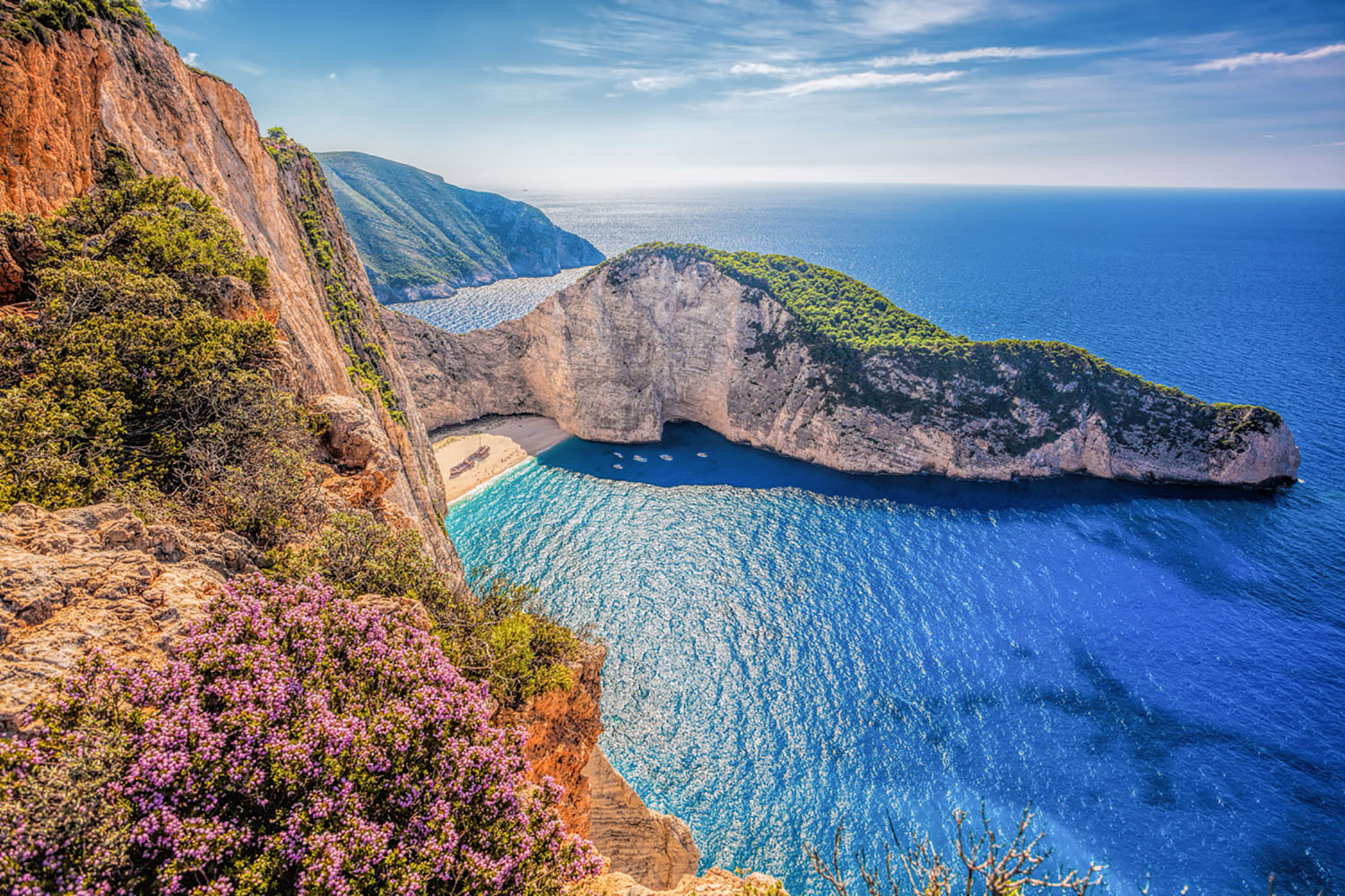Romantic cruise destinations for couples in the Mediterranean