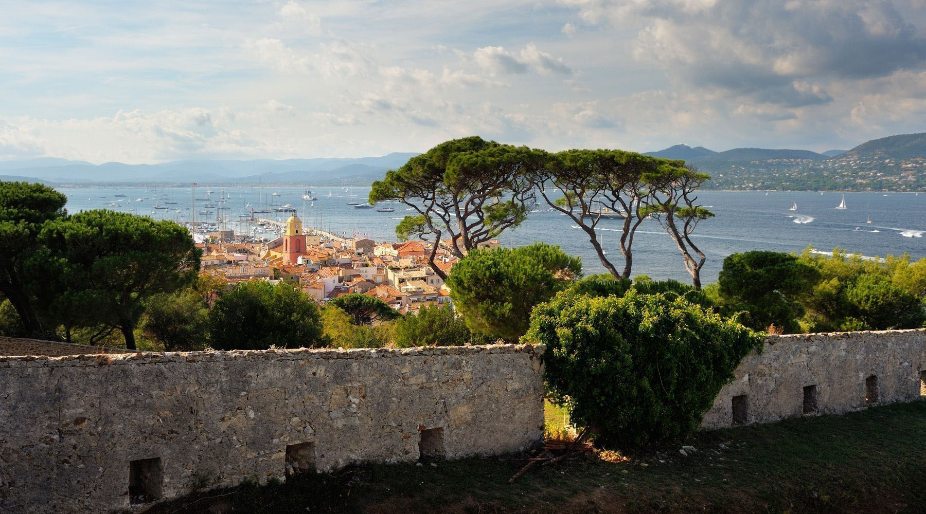 Saint-Tropez, France Luxury Cruises