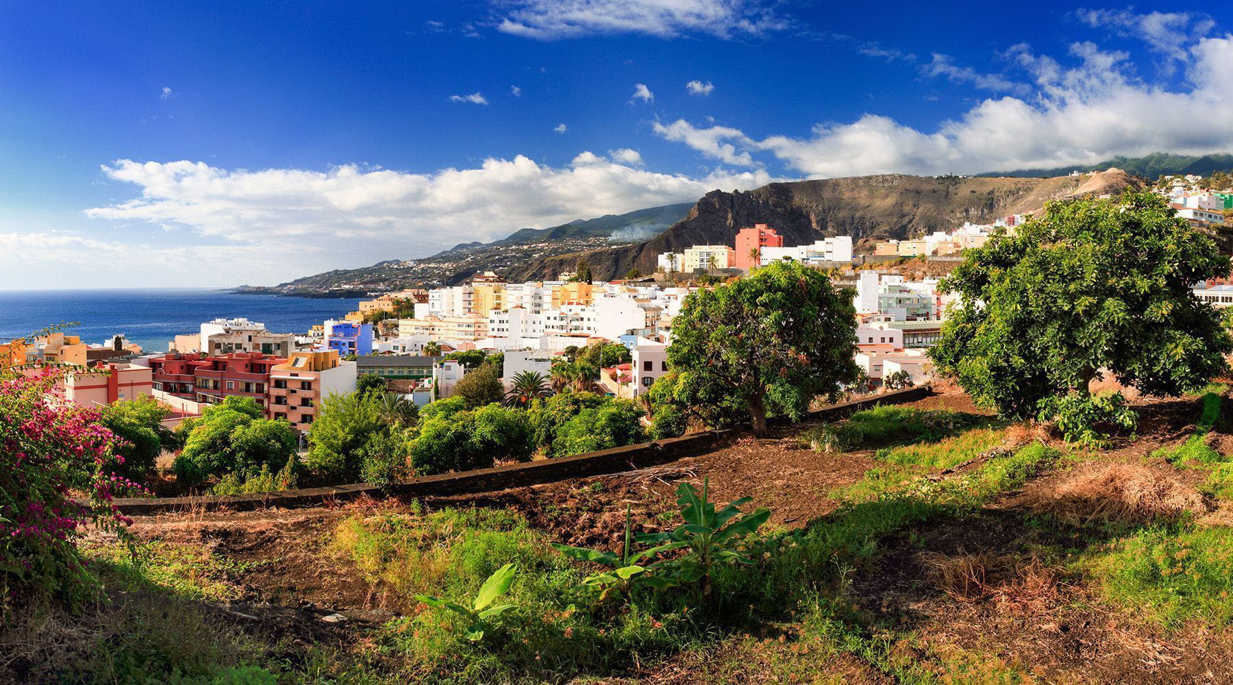 Luxury Voyages to Santa Cruz de la Palma, Canary Islands