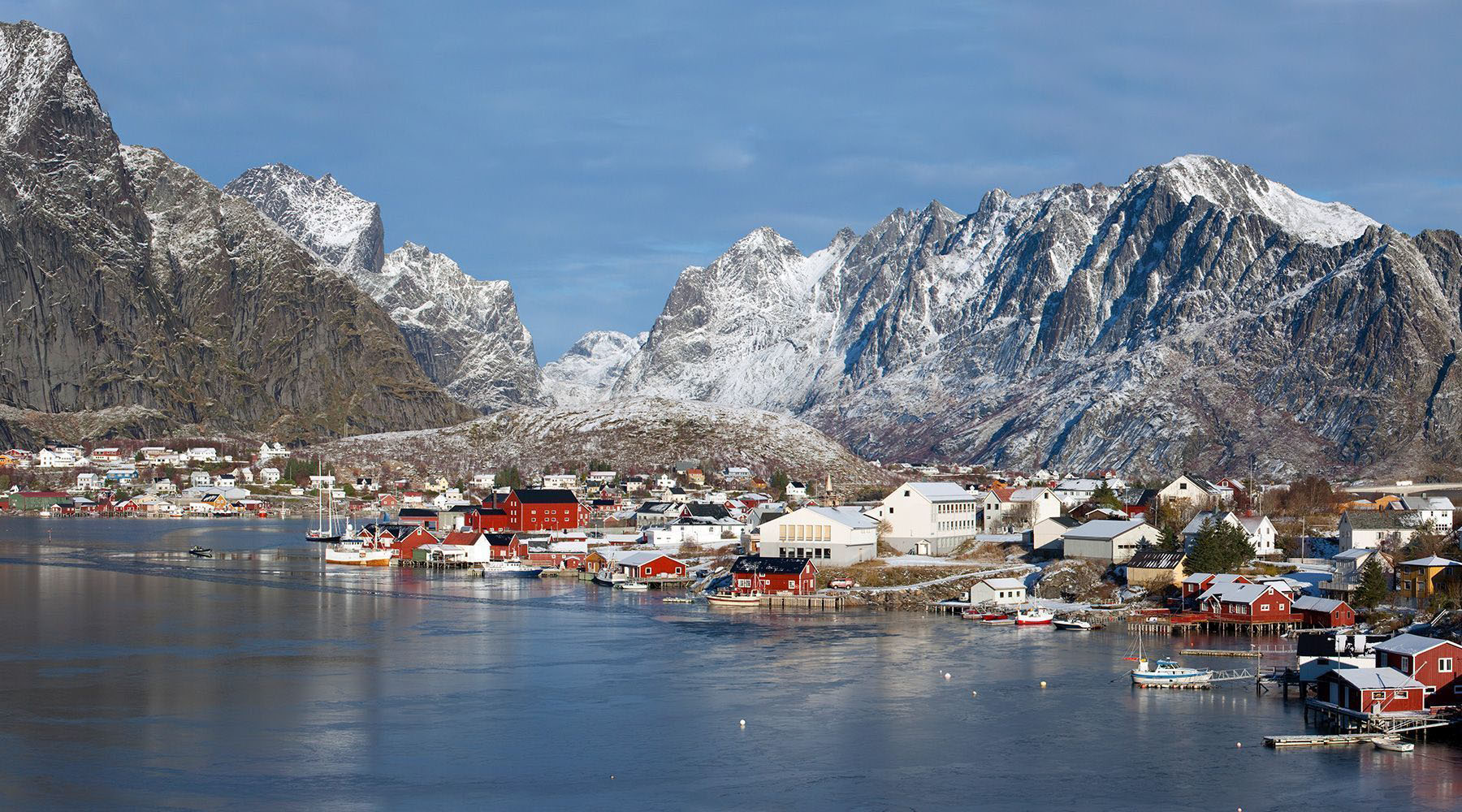 Luxury Voyages to Svolvaer, Lofoten Islands, Norway