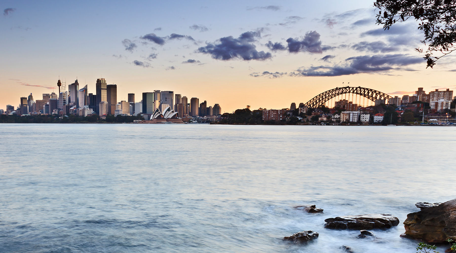 Lee Abbamonte's Top Five Things to do in Sydney, Australia