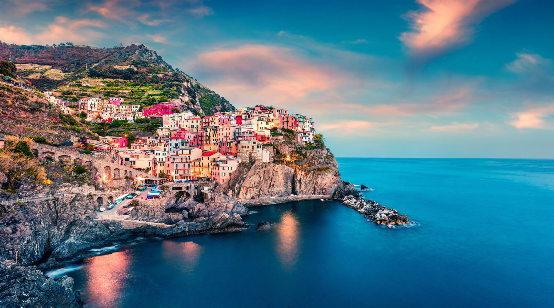 Top foodie destinations in the Mediterranean and Adriatic