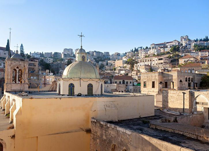 Nazareth and Galilee - Jesus Ministry