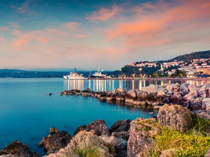 Pylos, Greece