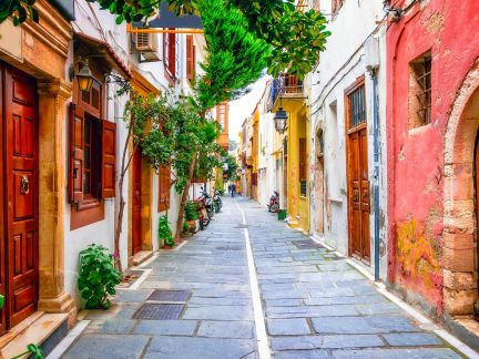 Rethymno, Crete, Greece