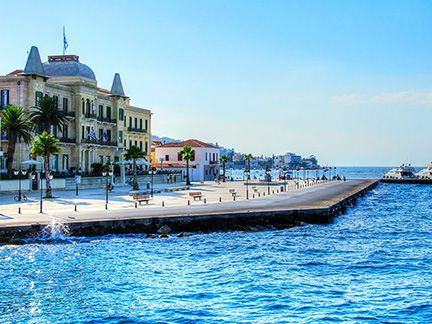 Spetses, Greece