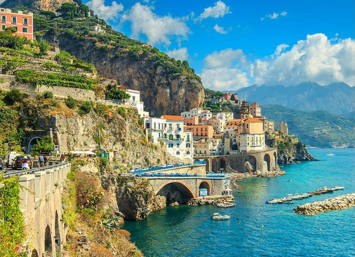 Charms of Ravello & Amalfi Cathedral