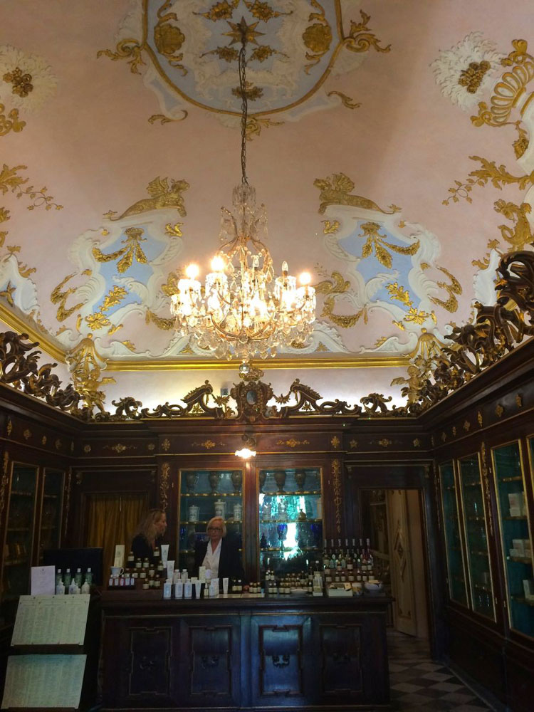 The Pharmacy of Santa Maria Novella