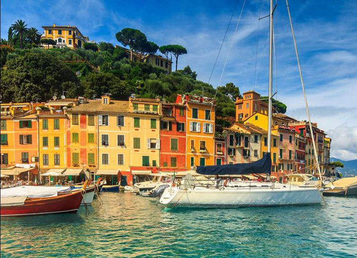 The Three Pearls of Paradise Gulf: Portofino, Rapallo & Sta. Margherita