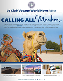 July 2016 newsletter cover