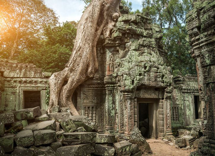 Angkor Wat UNESCO Overnight Adventure 2 Days / 1 Night (Double Occupancy)