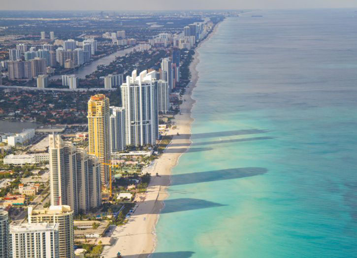 Hop on Hop off Miami City Tour with Airport Drop-Off (FLL)