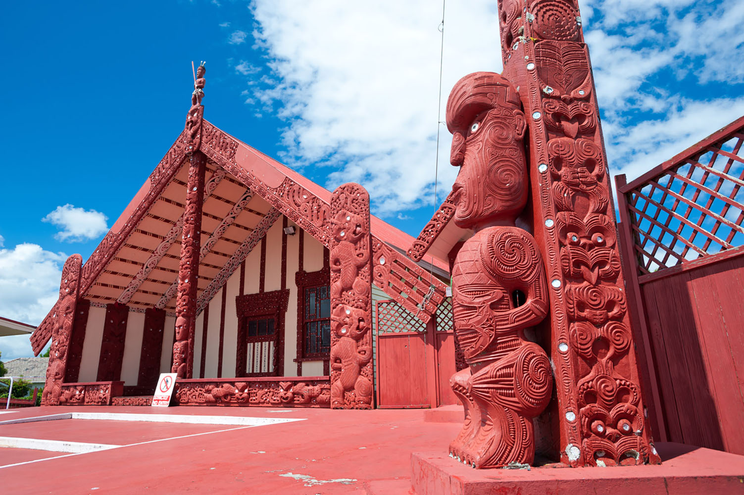 Learn about Maori culture when you visit Rotorua, New Zealand.