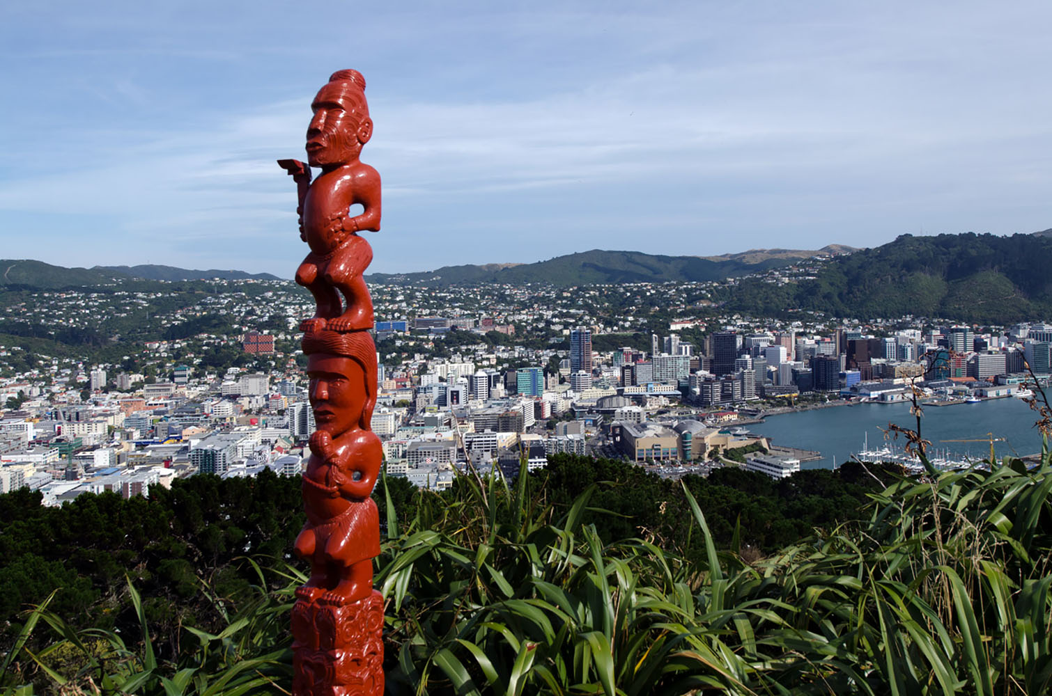 Learn about Maori culture in Wellington, New Zealand.