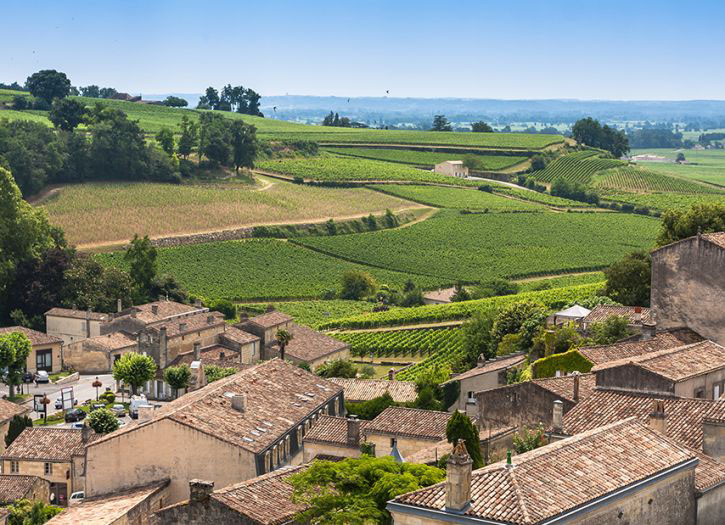 Wonders and Wines of Saint Emilion