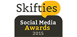 2015 Skifties Social Media Award