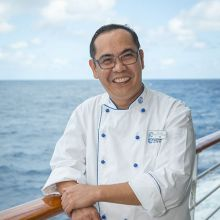 Chef Michael Calilung