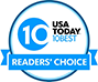 USA Today 10 Best Readers Choice