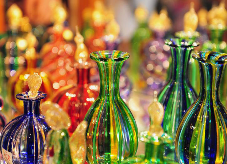 Murano Glassworks, San Giorgio and Gondola Romance