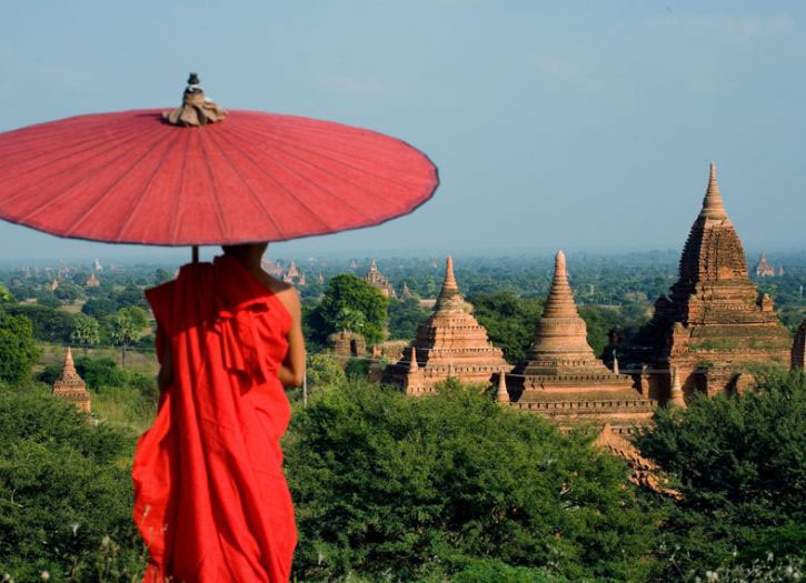 Ancient Temples of Bagan Overnight Adventure - Double Occupancy